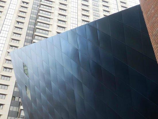 Contemporary Jewish Museum: Exterior