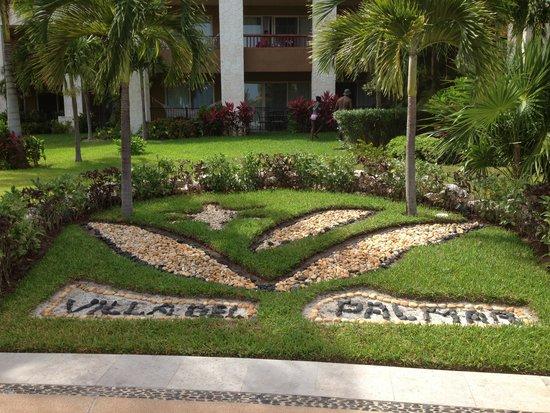 Villa del Palmar Cancun Beach Resort & Spa: Landscape
