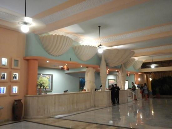 IBEROSTAR Paraiso Del Mar: reception