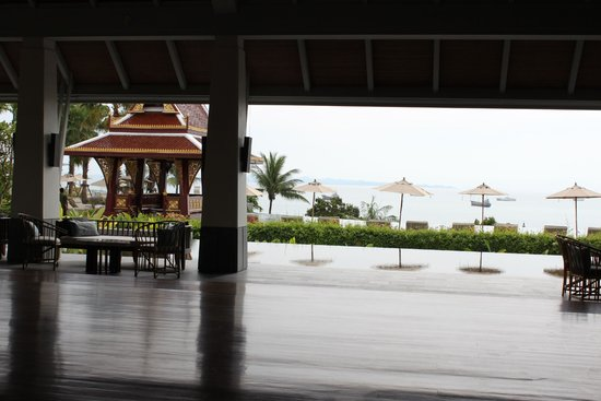Amatara Resort & Wellness: Another view from the lobby