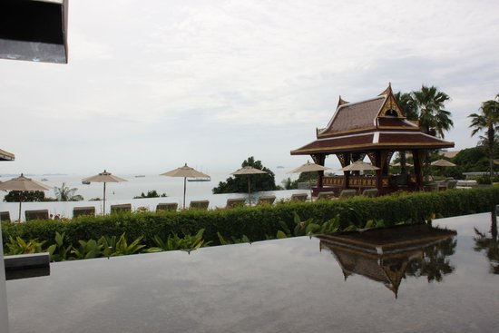 Amatara Resort & Wellness: Westerly view from lobby