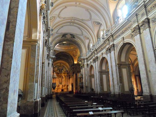 Basilica del Santisimo Sacramento: Centro da Catedral