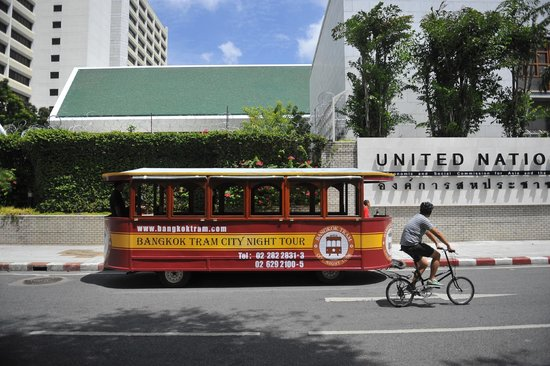 بودي لودج: Bangkok Tram Tour