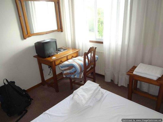 Hotel Santa Lucia: Room