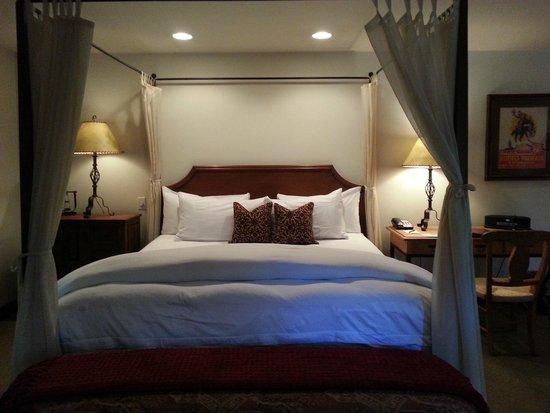 Hermosa Inn: deluxe casita