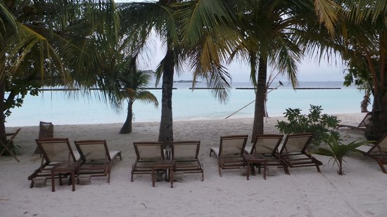 Kurumba Maldives : View from my room