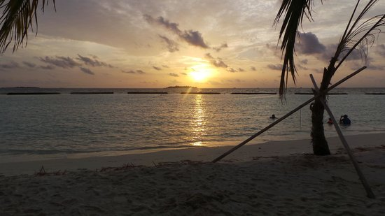 Kurumba Maldives : Sunset