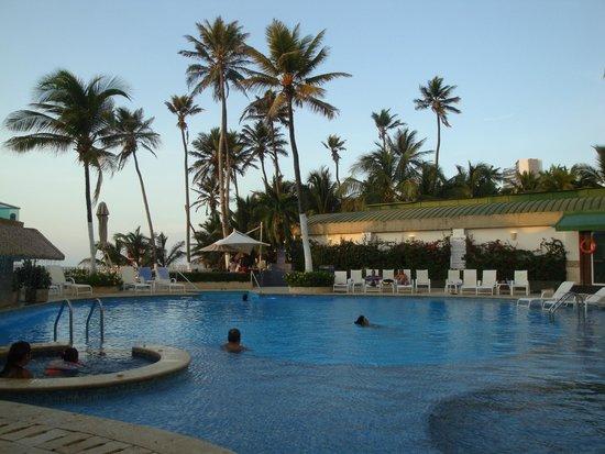 Hotel Dann Cartagena : hotel pool