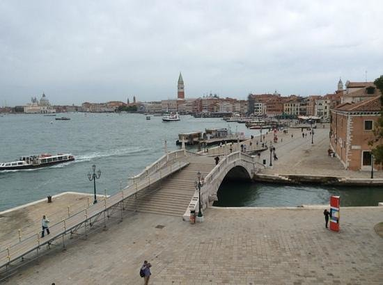 Hotel Bucintoro: vue magnifique, la plus belle de Venise