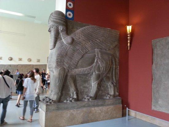 Museo de Pérgamo: Particolare Babilonese