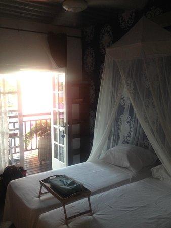 PM78 Urban Oasis Curacao: junior suite