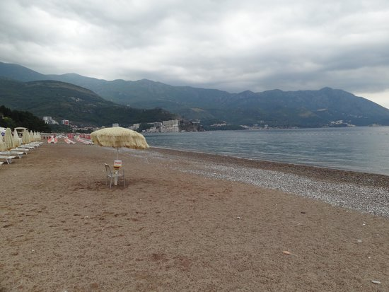 Hotel Splendid Conference & Spa Resort: пляж