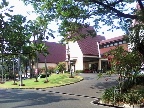Novotel Surabaya Hotel and Suites : Novotel Hotel, Surabaya