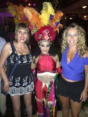 Paradisus Punta Cana: Dominican culture night