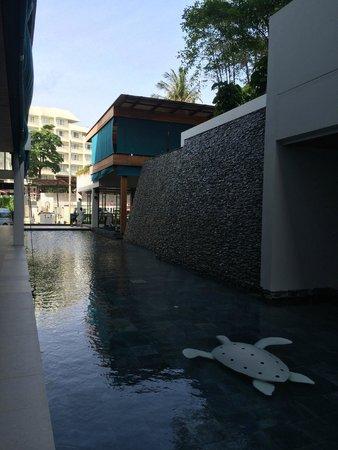 Nap Patong : Lobby area