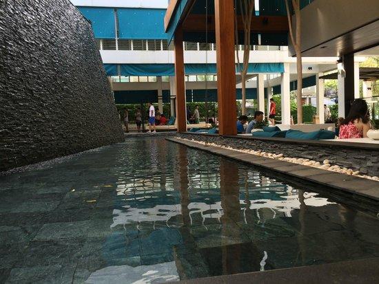 Nap Patong : Restaurant area