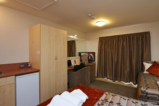 Bella Vista Motel: Free Wi-Fi in every room