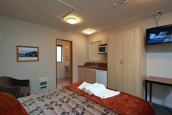 Bella Vista Motel: Queen Studio