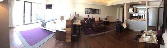 Las Suites: Master Suite