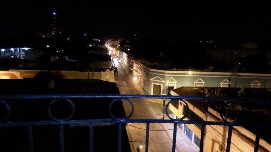 Best Western Maya Yucatan: bella vista de noche