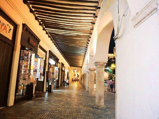 Best Western Maya Yucatan: Restaurantes