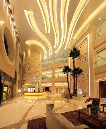 New City Garden Hotel: 大堂(lobby view)