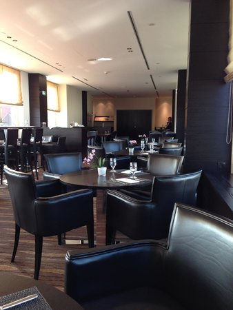 Hilton Vienna Danube Waterfront: Executive Lounge