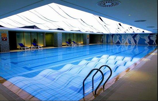 New City Garden Hotel: 游泳池(swimming pool)