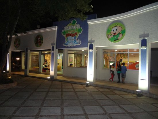 Bourbon Cataratas Convention & Spa Resort: Panorámica del Kids club