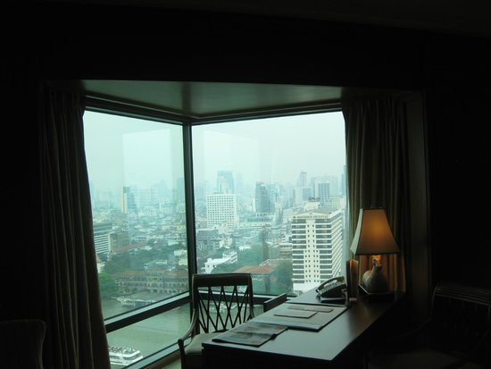 The Peninsula Bangkok : great view