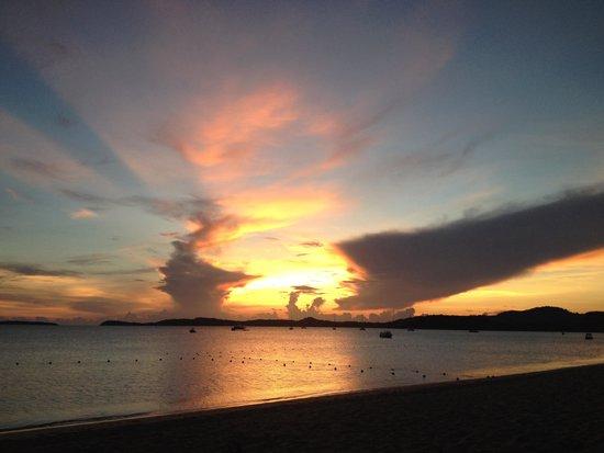 Hacienda Fisherman's Village : Sunrise!