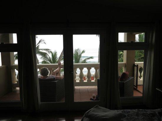 Casa Islena Inn: Room and balcony
