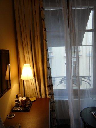 Tiffany Hotel: Vista