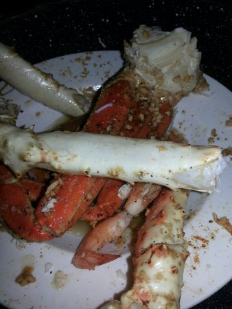 Joes Crab Shack: Num num