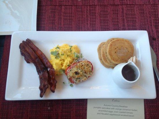 Olea Hotel: Gourmet Breakfast