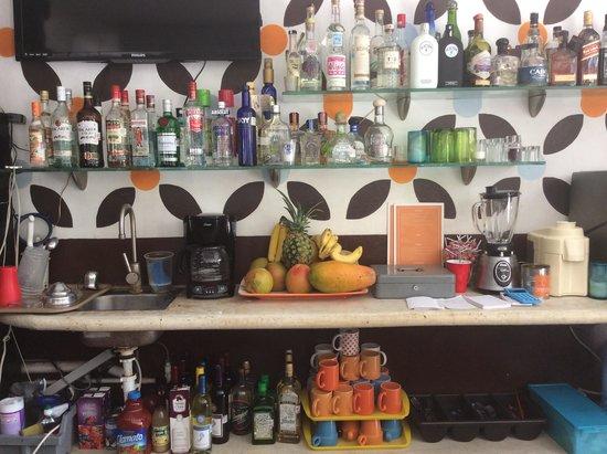 Teetotum Hotel: Mescal & tequila await!!