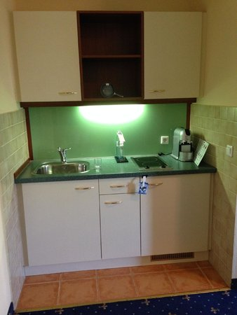 Mercure Secession Wien: kitchenette