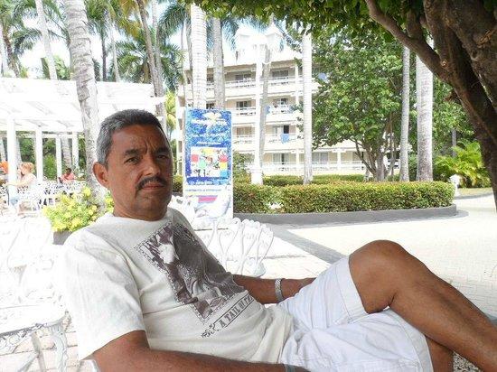 Vista Sol Punta Cana: Mi esposo