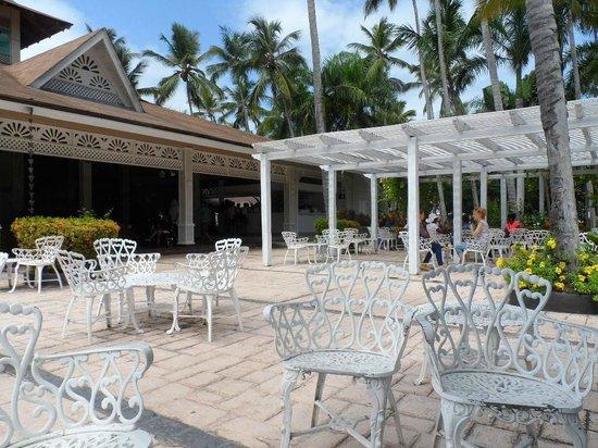 Vista Sol Punta Cana : Vista desde dentro del hotel