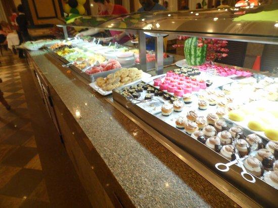 Hotel Riu Montego Bay: ROSE HALL DINING AREA