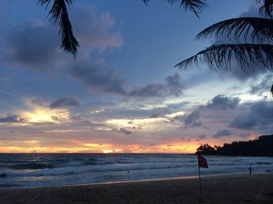 The Surin Phuket: sundowners