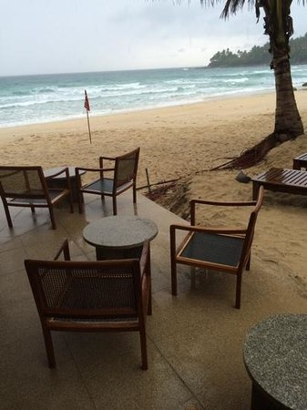 The Surin Phuket: sad face and wet