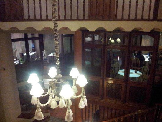 Hotel Rosario La Paz : restaurante