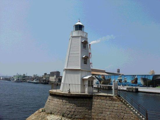 Previous Sakai Light House: 旧堺燈台2