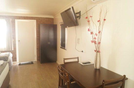 Tuncurry Motor Lodge: Renovated rooms & floors