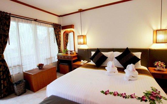 Banana Fan Sea Resort: One of Deluxe room