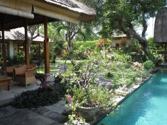 Taman Sari Bali Resort & Spa : our lovely villa suite