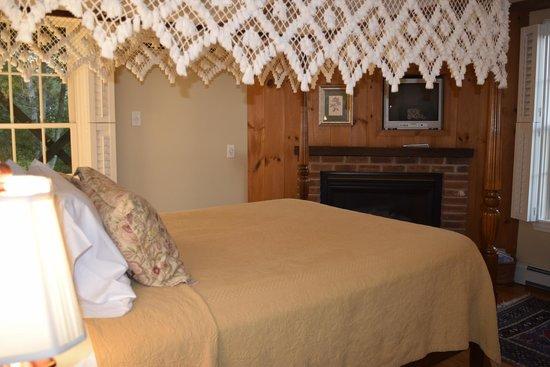 Liberty Hill Inn: Elderidge Room