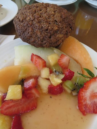 Liberty Hill Inn : Breakfast