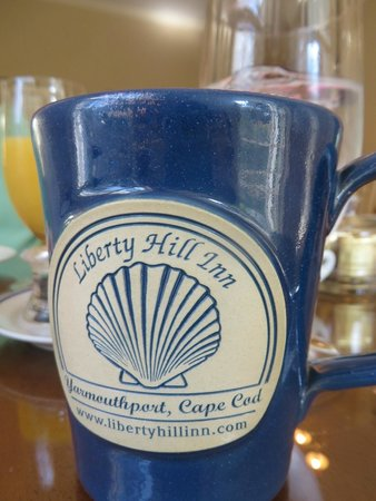 Liberty Hill Inn : Breakfast Mugs